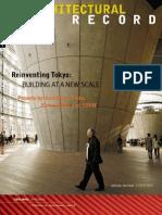 Architectural.record.magazine.nov.2007.PDF CZONE
