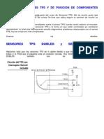 Curso de Sensores Tps y de Posicion de Componentes