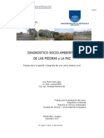 2007 Lopez y Col Diagnostico Socio Ambiental Las Piedras La Paz