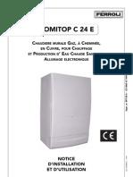 ferroli domitop c24E