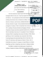 John Wiley Price Sherman Affidavit