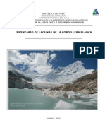 5. Invent a Rio Lagunas Cordillera Blanca