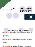 Rate, Raporturi[1]. Proportii