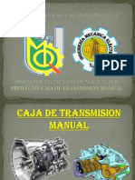 Diapo Caja de Trasmision Manual Expo