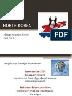Souji's North Korea