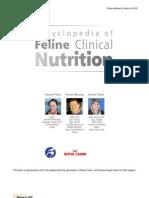 Feline Diabetes Mellitus-nutritional Strategies