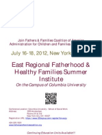 East Regional Fatherhood Conference