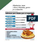 Comida Chatarra Para Pacho