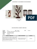 Fabricacion de Estructuras Forrado de Muebles en Madera 2012