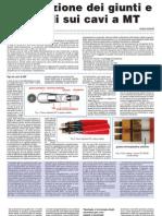 Articolo Dal Sito Maestri_it - L'Esecuzione Dei Giunti e Terminali Sui Cavi a MT