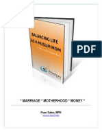 Balancing Life as a Muslim Mom eBook