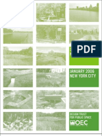 Design Trust for Public Space - Sustainable New York City