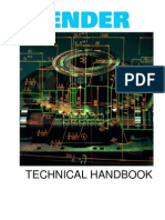 Flender Engineering Book Pages Offset