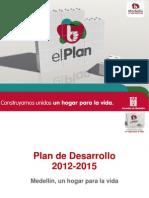 Plan de Desarrollo 2012-2015 Comuna 2