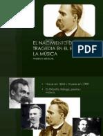 EL NACIMIENTO DE LA TRAGEDIA EN EL ESPÍRITU