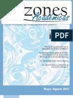 razones academicas No.6 [2012]