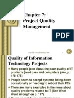 7-ProjectQualityManagement