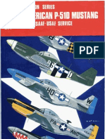 Osprey - Aircam Aviation Series 01 - North America P-51D Mustang in USAAF-USAF Service