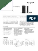 Honeywell 5816od Data Sheet
