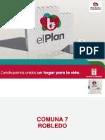 Plan de Desarrollo 2012-2015 Comuna 7