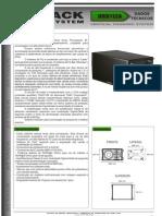 Sistema Vertical Array Process Ado Biamplificado