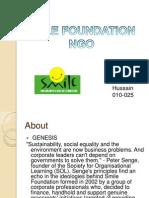 NGO - Smile - Hussain