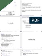 estrutura de dados e técnicas de programação