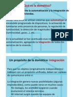 1A Domótica - Introducción