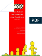 LEGO - Design Report