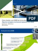 Como Disenar Una CMDB Efectiva