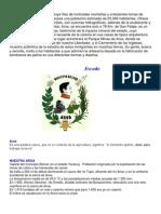 HISTORIA DE Aroa