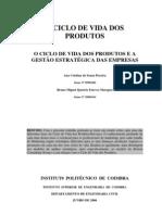 O Ciclo de Vida Dos Produtos e a GE