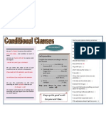 (2) Conditional Clauses