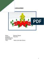 Management Report Hrm Unit 5010