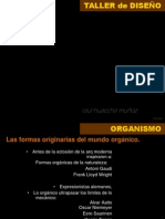 Formas XX--Organismo / UPAO
