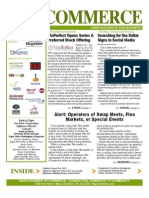 Commerce Newsletter June 2012