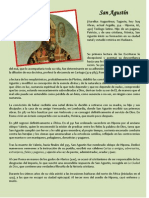 San Agustín Bibliografia