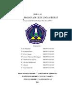 Download MAKALAH PPLF PENCEMARAN AIR OLEH LOGAM BERAT by Javier De Valen SN95502288 doc pdf