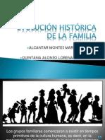 1- Evolución histórica de la familia
