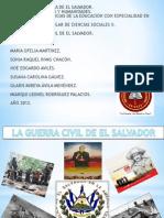 Conflicto Armado de El Salvador