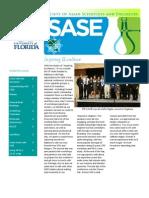 SASE Newsletter Fall 2011