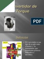 Convert Id Or de Torque