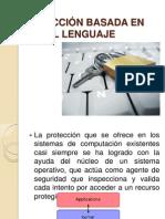 PROTECCIÓN BASADA EN EL LENGUAJE