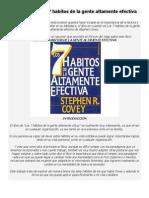 Los 7 Habitos De Las Personas Altamente Efectivas Ebook Download