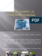 teoría sobre la agresión humana