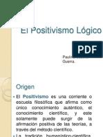 6 - El Positivismo Lógico