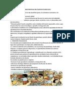 Caracteristicas Del Plan de Estudios 2011