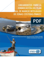 Lineamientos Para La ion Del Plan Nacional MIZC