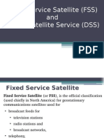 FSS and DSS