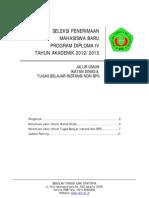 2012 Pmb Umum Tor